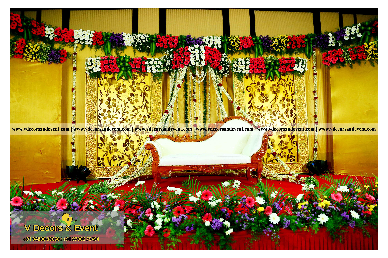Latest Wedding Decorations Anandha Inn Pondicherry Anandha Inn