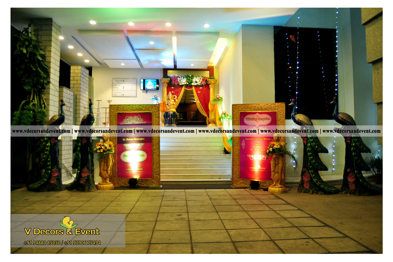 Latest reception decoration sunway hotel pondicherrylatest event wedding reception decoration organize at sunway hotel pondicherry junglespirit Choice Image