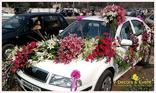 Car decorations and designs v decors and events for Decoration maison automobile
